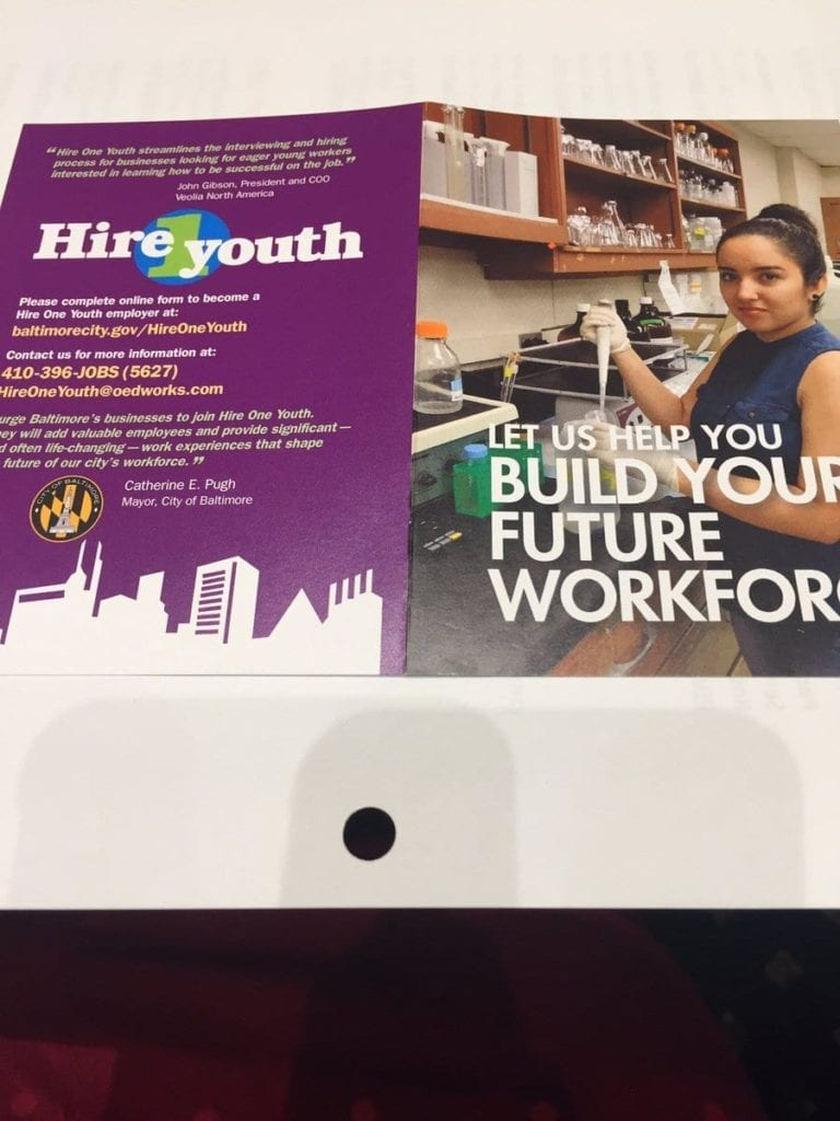 Hire One Youth program