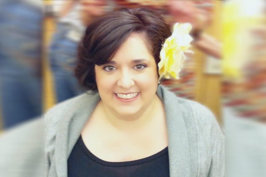 Portrait of Krista Flores