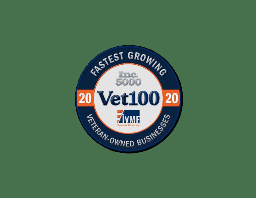 vet100 list logo
