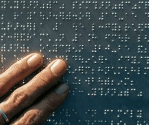 braille for blind technology